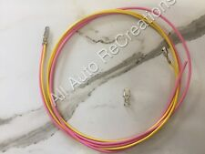Holden Electronic Ignition Wiring Upgrade Conversion HQ HJ MSD ICE Bosch