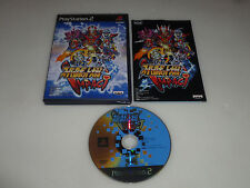 PLAYSTATION PS2 JAPAN IMPORT GAME SUPER ROBOT TAISEN IMPACT COMPLETE BANPRESTO >