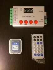 4Port LED Controller, 6144 Pixel, IC LPD8806, WS2812B, TM1812, APA102, SK6812