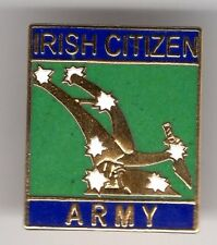 Irish Citizen Army Badge (The 1916 Easter Rising, Starry Plough)