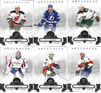 2017-18 Upper Deck Artifacts Hockey - Base Set Cards - Choose Card #'s 1-100
