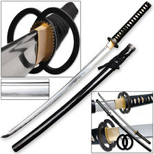 Katana Practical Daimyo Samurai Sword FULL TANG Battle Ready HC STEEL