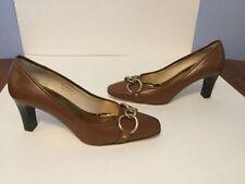 Coach Leather Medium (B, M) Width Heels Women's US Size 7.5