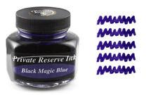 PRIVATE RESERVE, Fountain Pen Ink Bottle, BLACK MAGIC BLUE, 110 ml - New