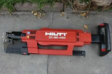 Hilti Dx860 Hsn Fully Automatic Powder Actuated Tool Nail Fastening Gun