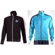 Puma Mens Casual Full Zip Track Jacket Top