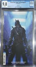 Batman Who Laughs Grim Knight #1 Gabriel Dell'Otto Variant CGC 9.8 (BxH)