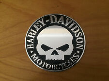 NEW for Harley Davidson JEEP Punisher Motorcycles Skull FLAT Trunk Emblem BADGES