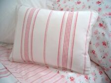 NEW Custom Ralph Lauren Summer Cottage Stripe Accent Pillow
