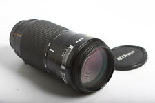 Nikon AF Nikkor 4/70-210 IF