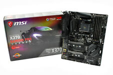 MOTHERBOARD MSI X370 GAMING PRO CARBON AM4 DDR4 ATX