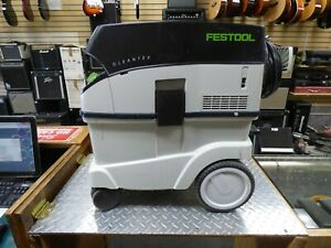 Festool CT 36 E AC Mobile Cleantec Dust Extractor