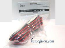 New Icom Opc-025D for Ic-706 Ic-706Mk2G Ic-756Proiii Ic-746Pro Ic-7400 Ic-910H