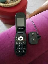 Alcatel One Touch OT-665 Flip Mobile Phone (tmobile) Blue