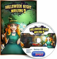 Halloween Night Mahjong 2 - PC - Windows VISTA / 7 / 8 / 10