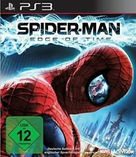 Sony PS3 Playstation 3 Spiel ***** Spiderman Edge of Time * Spider-Man **NEU*NEW