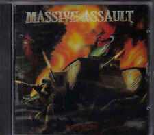 Massive Assault-Death Strike cd album incl sticker