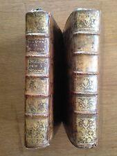 1753, MAUPERTUIS-LES OEUVRES-NEWTON-GÉNÉRATION-Pierre Philosophale-Divination