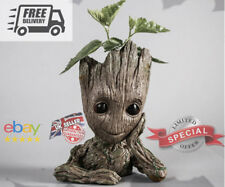 Guardians of The Galaxy Groot Figure Flowerpot Style Pen Pot Toy plant pot