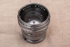 Zeiss Sonnar 50/2 lens for  TLR Zeiss Ikon Contaflex TLR