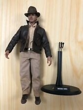 🔥 Hot Toys DX05 DX 05 Indiana Jones Raiders of the Lost Ark NOT COMPLETE