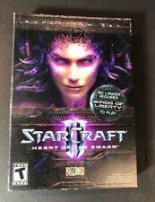 StarCraft II [ Heart of the Swarm ] (PC / DVD-ROM) NEW