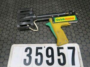 Shrinkmaster Schrumpfpistole Handschrumpfgerät ohne Schlauch #35957