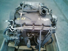 MOTOR VW 1.9 SDI 64CV 12655KM TIPO: ASY - AEY - AYQ - AQM