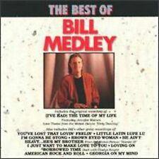Bill Medley, Best Of Bill Medley, The, Very Good, Audio CD