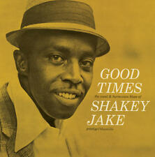 Shakey Jake - Good Times: The Vocal & Harmonica Blues Of... 180G LP REISSUE NEW