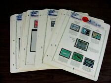 Japan, Excellent assortment of Mint Stamps mounted on remainder White Ace pages