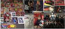 WWE WCW NWO AWA WRESTLING LOT CARDS MAGS Hitman Stone Cold SIGNED Bobblehead VHS