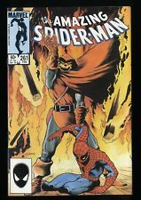 Amazing Spider-Man #261 VF/NM 9.0 Hobgoblin Charles Vess Cover!