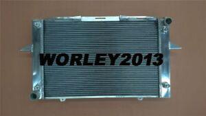 2 core aluminum radiator for Volvo C70 V70 S70 1997-2004