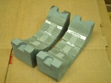 Set of 2 Paravis 27054 Bonded Stone Composite Steel Polishing Stone Shoes
