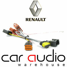Connects2 CT10RT01 Renault Megane 04 On Bluetooth Parrot SOT T-Harness ISO Lead