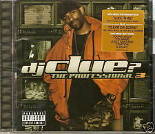 DJ Clue - The Professional Pt. 3 (CD 2006) NEW/SEALED