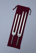 C 256 + G 384 Hz DIAPASON quinte-Germany bodytuner tuning fork-Diapason