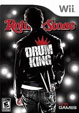 Rolling Stone: Drum King (Nintendo Wii, 2009) BRAND NEW SEALED