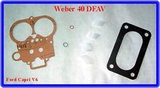 Ford Capri V6, Weber 40 DFAV, Vergaser Inspektions-Kit