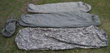 US Army 4 Pc MSS Modular Sleeping Bag Sleep System GoreTex Bivy Patrol ACU