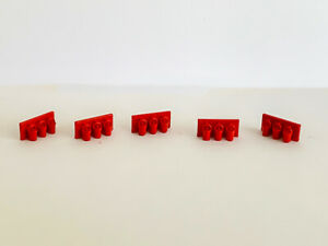 N Scale red Fire buckets and wall stand Painted