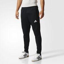 NEW Adidas Tiro 17 Men's Training Pants Climacool / Soccer Black / White BK0348