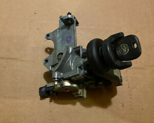 Cadillac CTS Ignition Switch With Key and Lock Cylinder 03 04 05 06 07