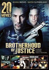 20 movies brotherhood of justice over 60 hours of movies BNISW DAY U PAY IT SHIP