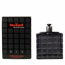 New Yorker  After Shave (schwarz) 50 ml Dress for the Moment (Rarität)