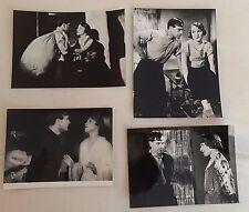 MARIUS - 1931 - PIERRE FRESNAY / Orane DEMAZIS - 4 PHOTOS CINÉMA PRESSE