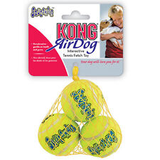 KONG Squeakair Dog Toy Tennis Ball - Medium X 9
