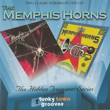 The Memphis Horns ‎– High On Music / Get Up And   New cd    Ftg