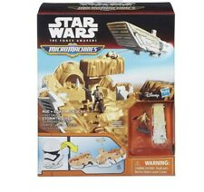Hasbro Micro Machines Playset Star Wars First Order Stormtrooper / New